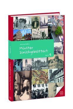 Münster zurückgeblättert Band 4 von Stoffers,  Henning