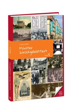 Münster zurückgeblättert Band 5 von Stoffers,  Henning