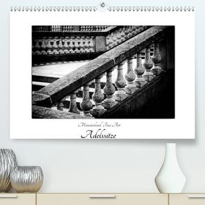 Münsterland Fine Art Adelssitze (Premium, hochwertiger DIN A2 Wandkalender 2021, Kunstdruck in Hochglanz) von Bücker und Anneli Hegerfeld-Reckert,  Michael, der Fotogruppe Concept,  Mitglieder