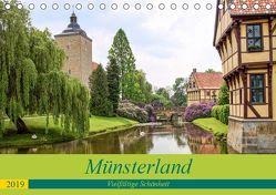 Münsterland – Vielfältige Schönheit (Tischkalender 2019 DIN A5 quer) von Becker,  Thomas