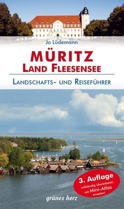 Müritz, Land Fleesensee von Lüdemann,  Jo