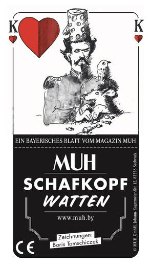 MUH Schafkopfkarten von Tomschiczek,  Boris
