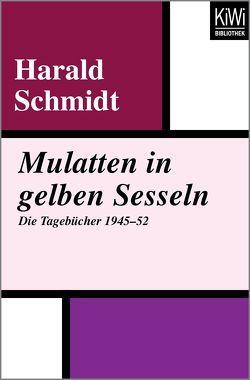 Mulatten in gelben Sesseln von Schmidt,  Harald