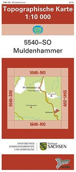 Muldenhammer (5540-SO)