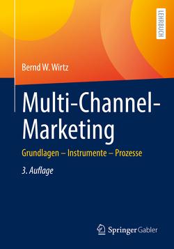Multi-Channel-Marketing von Wirtz,  Bernd W.