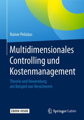 Multidimensionales Controlling und Kostenmanagement von Pelizäus,  Rainer