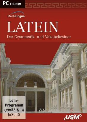 Multilingua Latein – Der Grammatik- und Vokabeltrainer (CD-ROM)