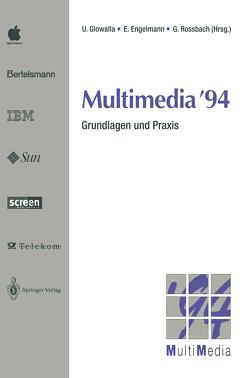 Multimedia '94 von Engelmann,  Erhard, Glowalla,  Ulrich, Rossbach,  Gerhard