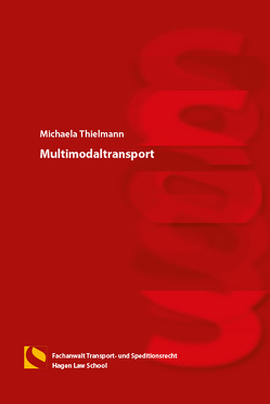 Multimodaltransport von Thielmann,  Michaela