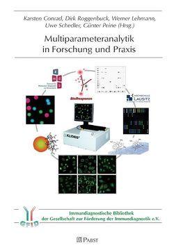 Multiparameteranalytik in Forschung und Praxis von Conrad,  Karsten, Lehmann,  Werner, Peine,  Günter, Roggenbuck,  Dirk, Schedler,  Uwe
