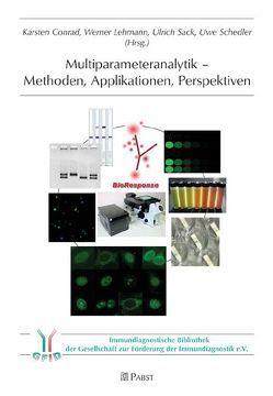 Multiparameteranalytik – Methoden, Applikationen, Perspektiven von Conrad,  Karsten, Lehmann,  Werner, Sack,  Ulrich, Schedler,  Uwe