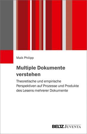 Multiple Dokumente verstehen von Philipp,  Maik
