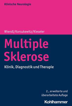 Multiple Sklerose von Kieseier,  Bernd C., Korsukewitz,  Catharina, Wiendl,  Heinz