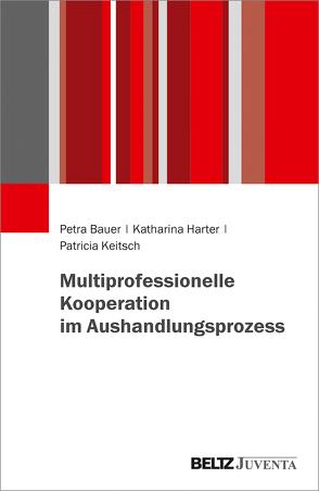 Multiprofessionelle Kooperation im Aushandlungsprozess von Bauer,  Petra, Harter,  Katharina, Keitsch,  Patricia