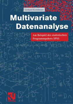 Multivariate Datenanalyse von Kockläuner,  Gerhard