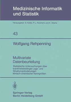 Multivariate Datenbeurteilung von Rehpenning,  Wolfgang