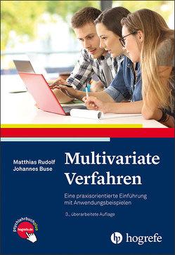 Multivariate Verfahren von Buse,  Johannes, Rudolf,  Matthias
