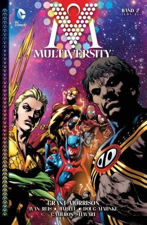 Multiversity von Lee,  Jim, Morrison,  Grant, Reis,  Ivan