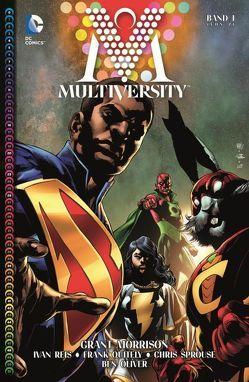 Multiversity von Morrison,  Grant, Reis,  Ivan