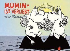 Mumin ist verliebt von Groenewald,  Michael, Jansson,  Tove, von der Weppen,  Annette, Wieland,  Matthias