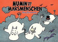 Mumin und die Marsmenschen von Groenewald,  Michael, Jansson,  Tove, von der Weppen,  Annette, Wieland,  Matthias