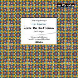 Mumu – Der Hund – Skizzen von Boysen,  Rolf, Klevenow,  Heinz, Korte,  Hans, Turgenjew,  Iwan