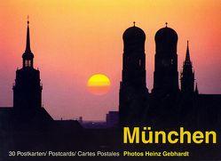 München von Gebhardt,  Heinz