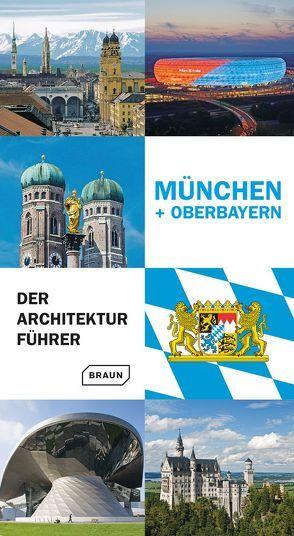 München + Oberbayern von Baumeister,  Nicolette, van Uffelen,  Chris