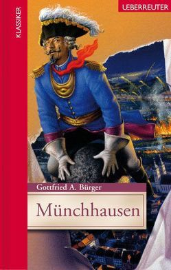 Münchhausen von Bürger,  Gottfried A