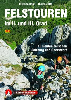 Münchner Bergtouren von Baur,  Stephan, Otto,  Thomas
