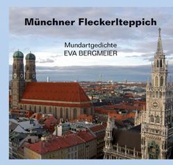 Münchner Fleckerlteppich von Bergmeier,  Eva