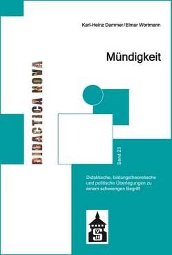 Mündigkeit von Dammer,  Karl-Heinz, Wortmann,  Elmar