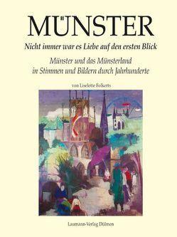 Münster – Nicht immer war es Liebe auf den ersten Blick von Folkerts,  Liselotte