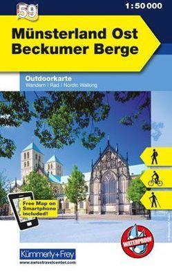 Münsterland Ost, Beckumer Berge