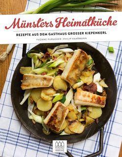 Münsters Heimatküche von Haarmann,  Philip, Purucker,  Yvonne