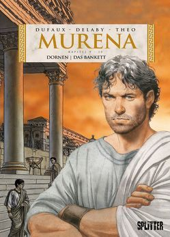 Murena. Band 9 + 10 von Delaby,  Philippe, Dufaux,  Jean, Theo