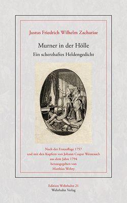 Murner in der Hölle von Wehry,  Matthias, Zachariae,  Justus Friedrich Wilhelm