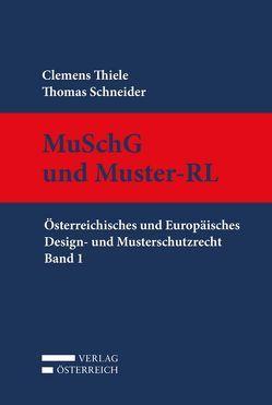 MuSchG und Muster-RL von Schneider,  Thomas, Thiele,  Clemens