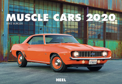 Muscle Cars 2020 von Burger,  Mike