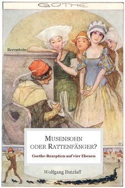 Musensohn oder Rattenfänger von Butzlaff,  Wolfgang, Spies,  Heike