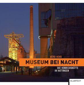 Museum bei Nacht von Hehs,  Gerd