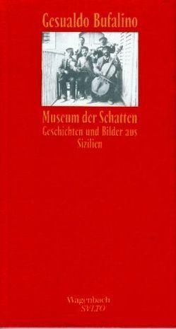 Museum der Schatten von Bufalino,  Gesualdo, Pflug,  Maja