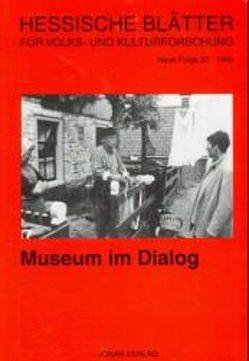 Museum im Dialog von Glagla-Dietz,  Stephanie, Jacoby,  Marianne, Matter,  Max