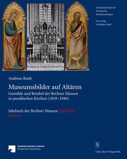 Museumsbilder auf Altären von Raub,  Andreas