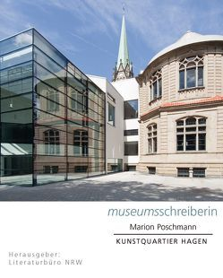Museumsschreiber NRW 2 von Poschmann,  Marion, Serrer,  Michael