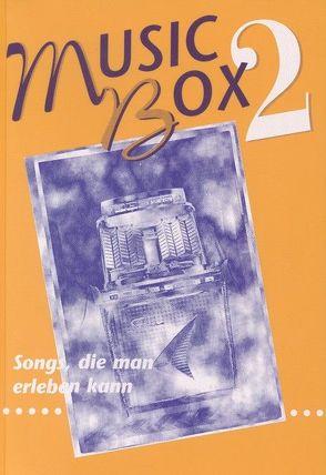 Music-Box 2 von Preston,  Tom, Schönamsgruber,  Willi