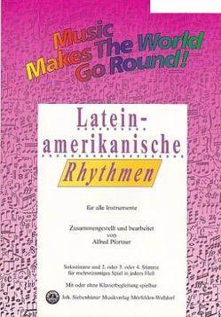 Music Makes the World go Round – Lateinamerikanische Rhythmen Bd. 1 – Stimme 1+3 Viola von Pfortner,  Alfred