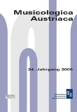 Musicologica Austriaca. Jahresschrift der Österreichischen Gesellschaft… / Oralität, klingende Überlieferung und mediale Fixierung: eine Herausforderung für die Musikwissenschaft von Lindmayr-Brandl,  Andrea