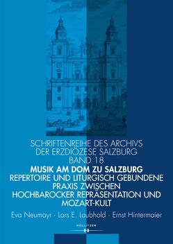Musik am Dom zu Salzburg von Hintermaier,  Ernst, Laubhold,  Lars E., Neumayr,  Eva