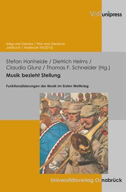 Musik bezieht Stellung von Fleischer,  Thomas, Glunz,  Claudia, Hanheide,  Stefan, Helms,  Dietrich
